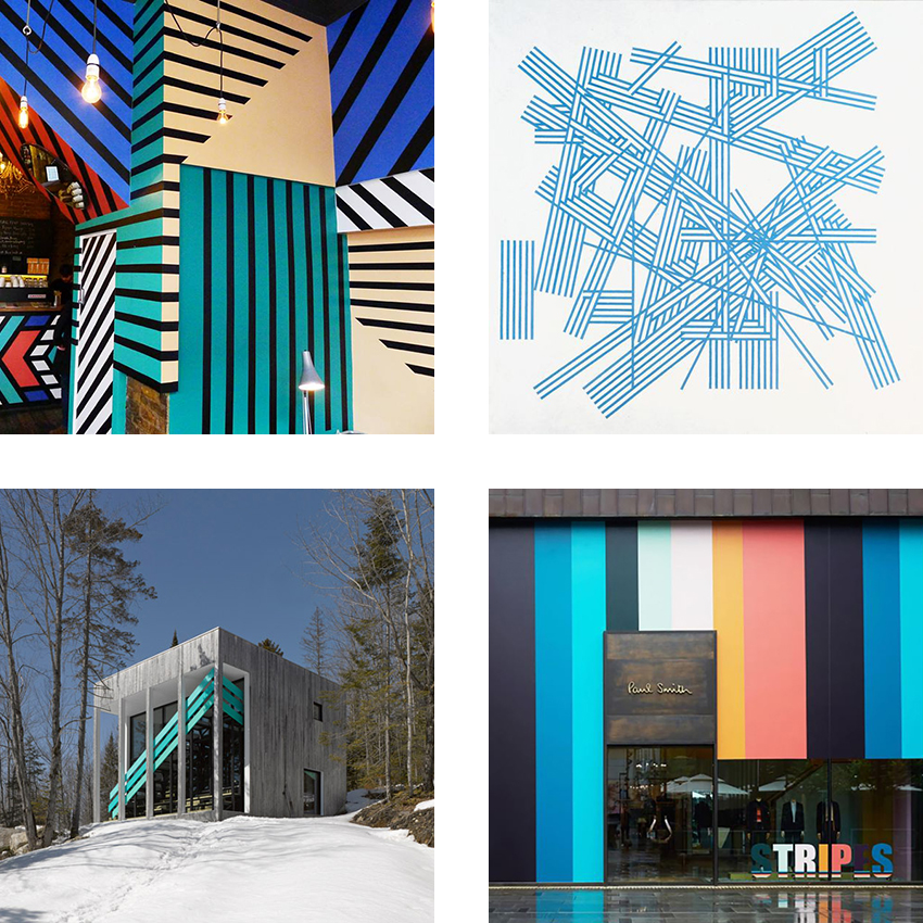 Camille Walala, Kenneth Martin, Paul Smith and Architecturama