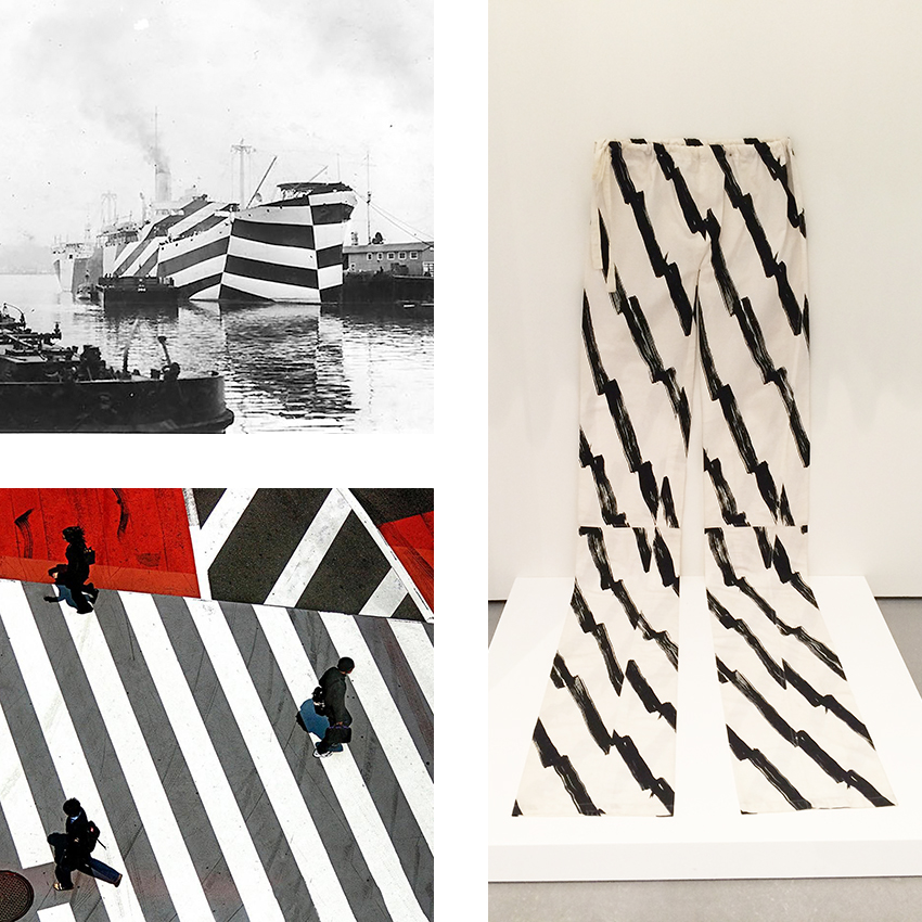 Dazzle Camouflage, J W Anderson at The Hepworth Wakefield and José Hernán Cibils