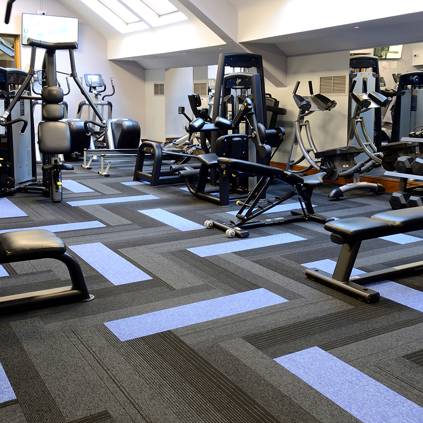 Cave Castle Hotel Gym