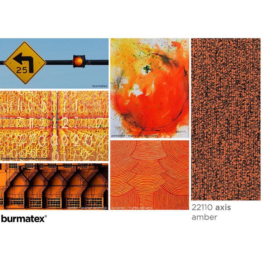 axis amber inspiration, emanuelle moureaux numbers, tracy-ann morrison orange, myrtle petyarre, fire escape