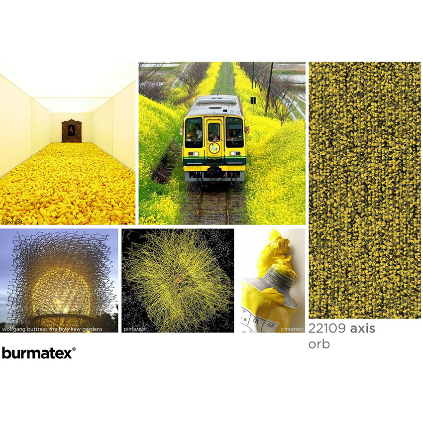 inspiration axis images. Japan train, Hadron, yellow paint, wolfgang buttress the hive, inexhibit yellow room