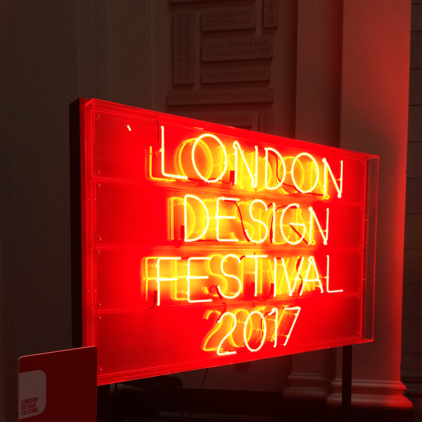 LONDON DESIGN WEEK 2017 | TRENDS