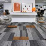 Ibbotson Architects Ltd - balance atomic carpet tiles