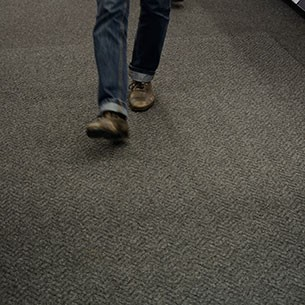 fibre bonded entrance matting - carpet sheet: 7800 chevrolay
