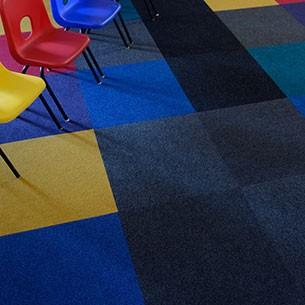 cordiale - fibre bonded carpet tiles