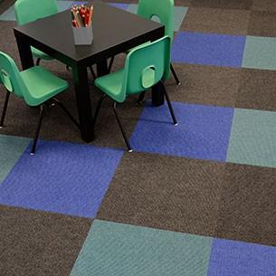 academy - fibre bonded carpet tiles