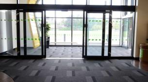 Peterborough College - armour carpet tiles