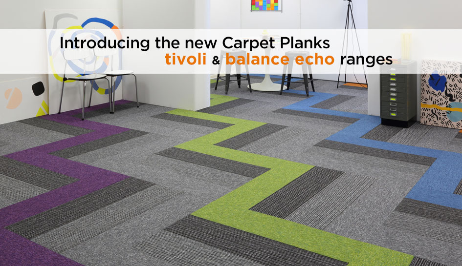 new carpet plank ranges
