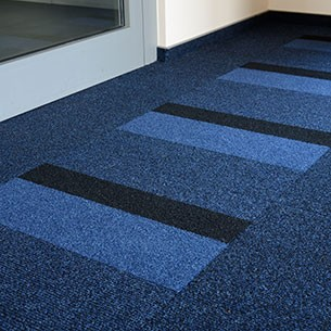 performance barrier system - entrance carpet tiles