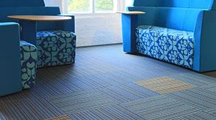 strands carpet tiles 5th anniversary