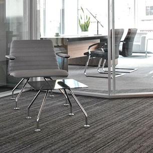 code - structure bonded carpet tiles