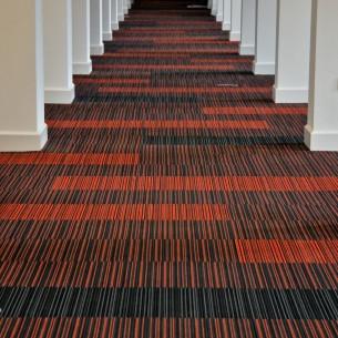 Manchester Town Hall - carpet tiles: balance & strands