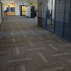zip - structure bonded contract & commercial carpet tiles