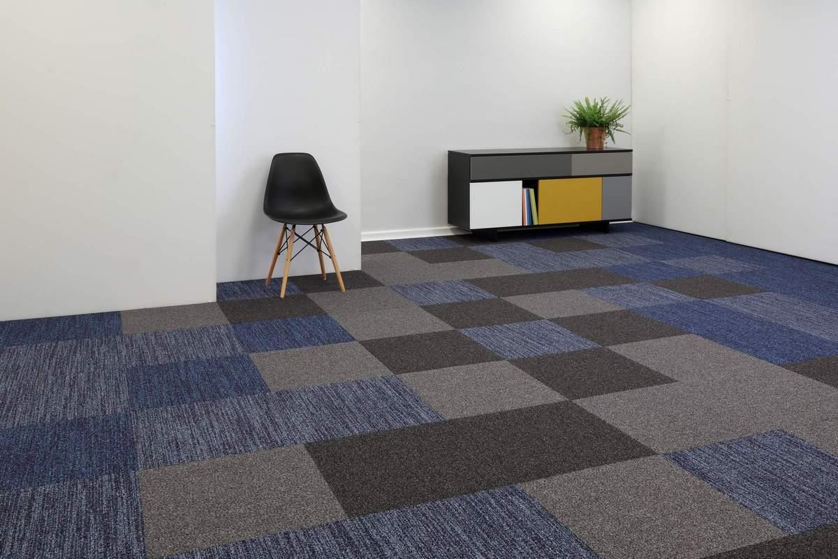 Infinity Low Level Loop Contract Carpet Tiles Burmatex
