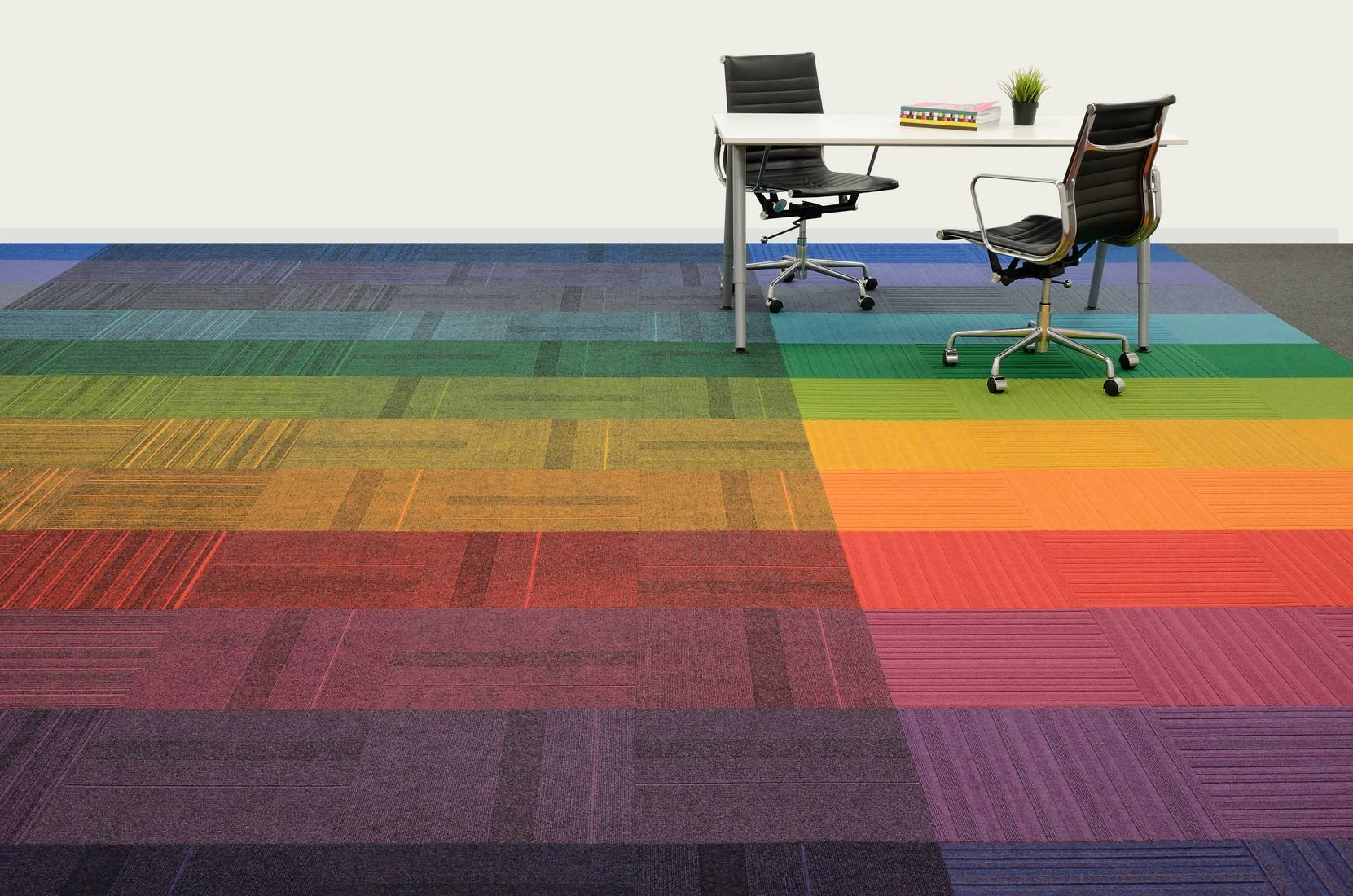 structure bonded Rainbow Layout