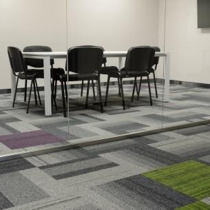 balance atomic - loop pile carpet tiles in offices