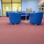 University Library Bydgoszcz, fibre bonded sheet