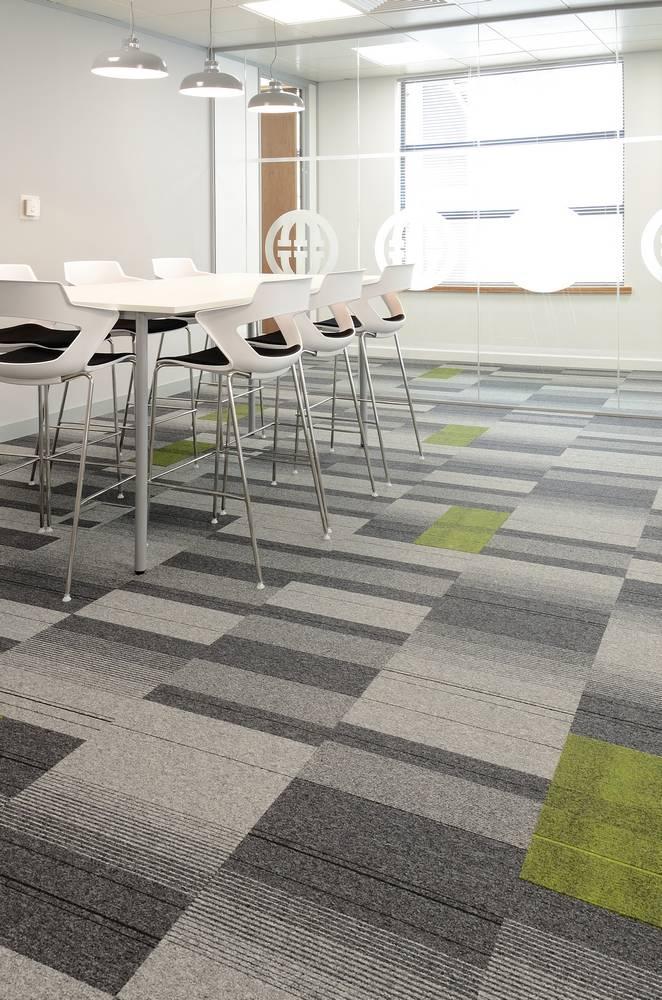 Inviting Office Interior Creates Flexible Space