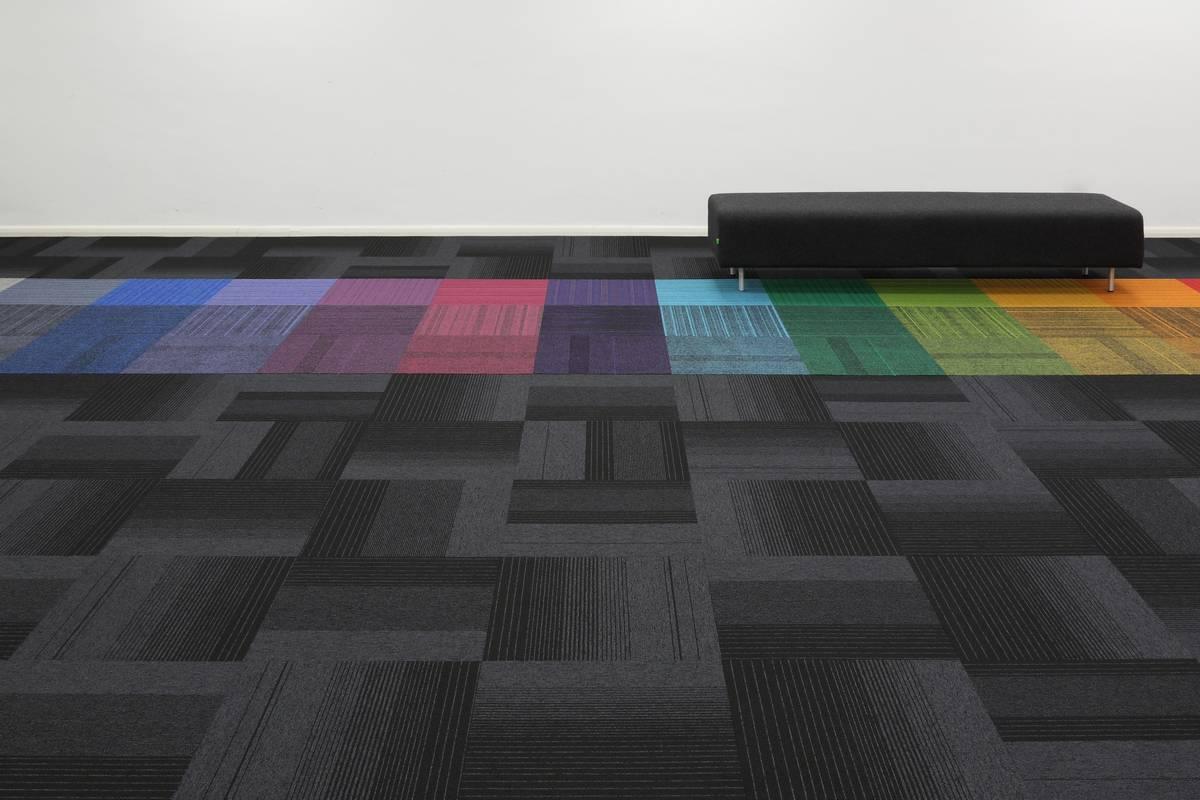 Balance Echo Low Level Loop Contract Carpet Tiles