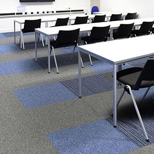 go to loop pile carpet tiles
