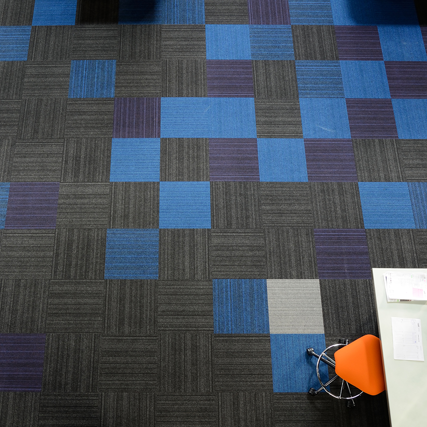 Pixelated Floor Design Burmatex Design Blog