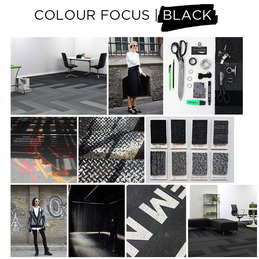 COLOUR FOCUS | BLACK