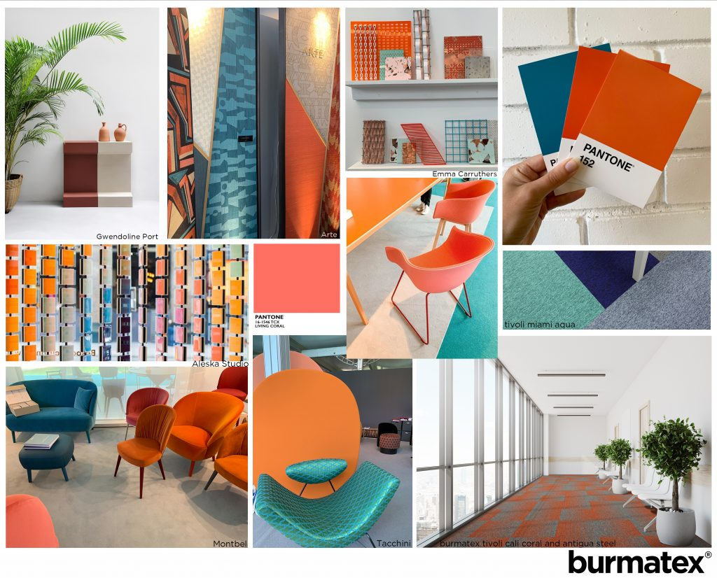 CLERKENWELL DESIGN WEEK 2019 l COLOUR TRENDS