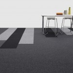 balance stripe carpet tiles