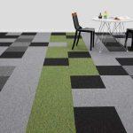 carpet tiles photo studio