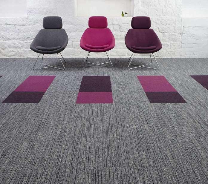 Textured Loop Pile Carpet Tiles From Burmatex 174