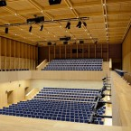 4200 sidewalk carpet sheet at European Music Centre