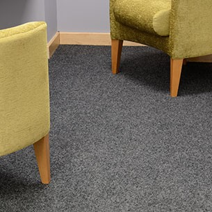 rialto - fibre bonded carpet tiles