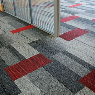 balance atomic - loop pile contract & commercial carpet tiles