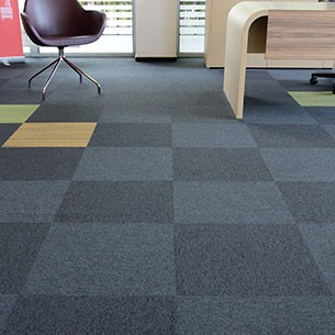 balance greyscale - loop pile contract & commercial carpet tiles