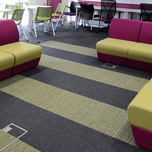 tivoli loop pile carpet tiles