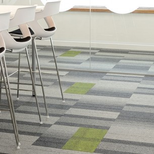 balance atomic carpet tiles in commercial offices