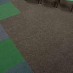 academy carpet tiles at Thornhill School