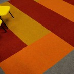 cordiale carpet tiles at Thornhill School