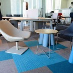 structure bonded® & fibre bonded carpet tiles at Balma, Poland