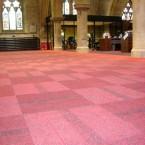 lateral® & zip carpet tiles at Neways Church