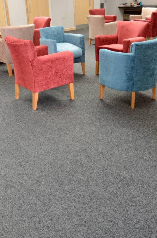 Carpet Tiles And Planks For Hospitals From Burmatex 174