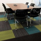 strands carpet tiles at Advanced Tapes Leicester