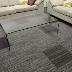 tandem carpet tiles at burmatex offices