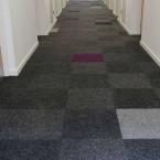 velour excel carpet tile at Student Accommodation
