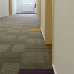 zip carpet tiles at Marvit Hospital, Poland