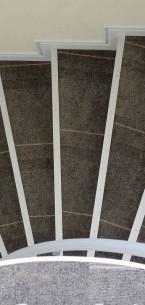 zip carpet tiles at Old Theatre Poland