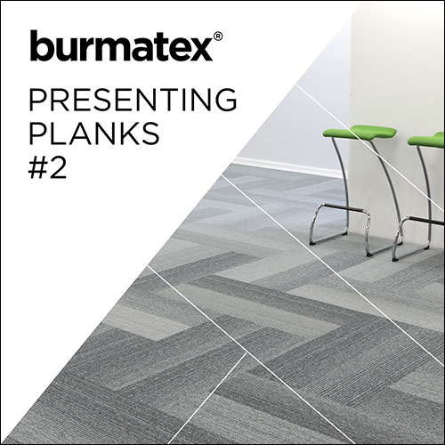 burmatex carpet planks brochure
