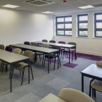 Hartsdown Academy, cordiale, lateral® carpet tiles
