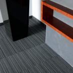 strands - carpet tiles in offices