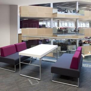 Doncaster Civic Centre, surface
